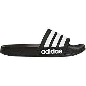 adidas Adilette Shower Slides Men, core black/footwear white/core black